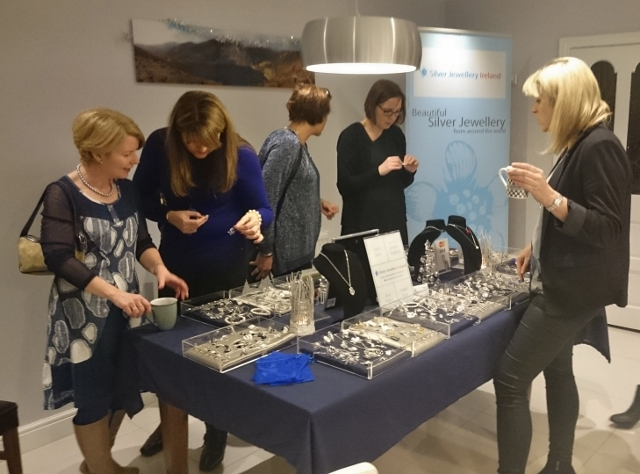 Silver Jewellery Ireland Party